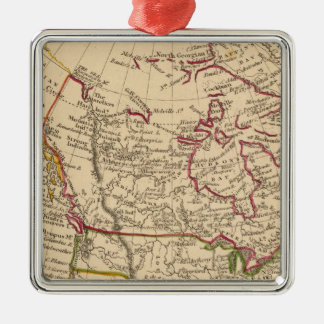 North America 9 Christmas Ornament