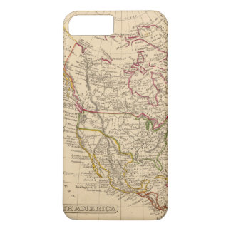 North America 9 iPhone 8 Plus/7 Plus Case