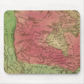 North America 9 Mouse Mat