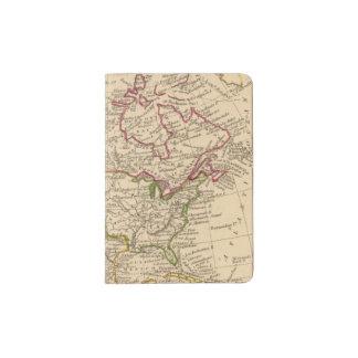 North America 9 Passport Holder