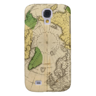 North America, Asia Galaxy S4 Case