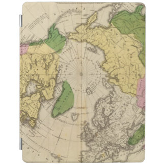 North America, Asia iPad Cover