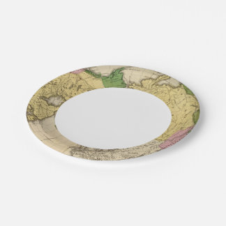 North America, Asia Paper Plate