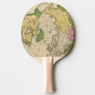 North America, Asia Ping Pong Paddle