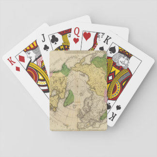 North America, Asia Playing Cards