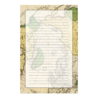 North America, Asia Stationery