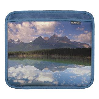 North America, Canada, Alberta, Banff National 2 iPad Sleeve
