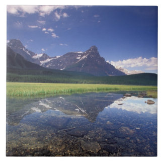 North America, Canada, Alberta, Banff National 3 Tile