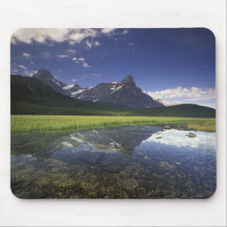 North America, Canada, Alberta, Banff National Mouse Mat