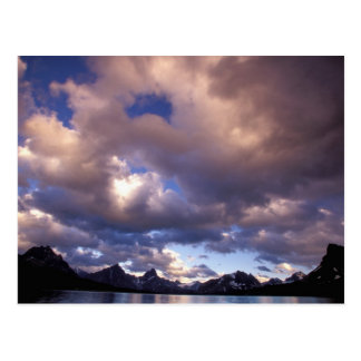 North America, Canada, Alberta, Jasper 5 Postcard
