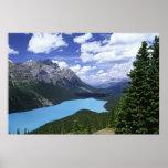 North America, Canada, Alberta, Jasper 6 Print