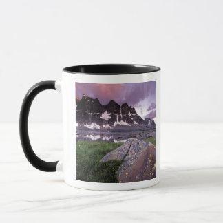 North America, Canada, Alberta, Jasper Mug