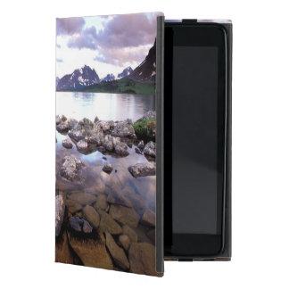 North America, Canada, Alberta, Jasper National Cover For iPad Mini