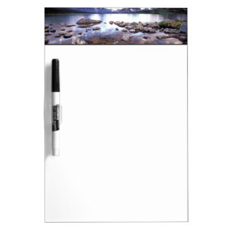 North America, Canada, Alberta, Jasper National Dry Erase Board