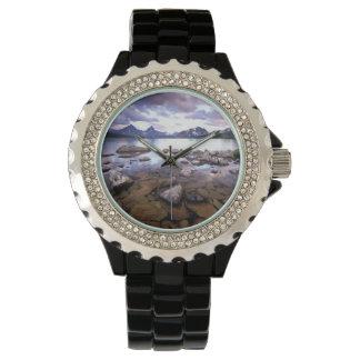 North America, Canada, Alberta, Jasper National Watch
