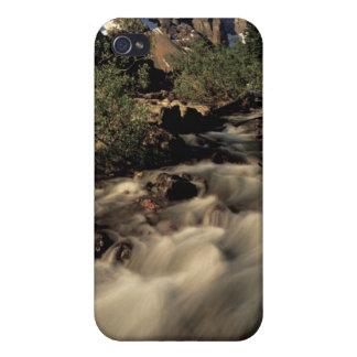 North America, Canada, Canadian Rockies, Banff iPhone 4 Cases