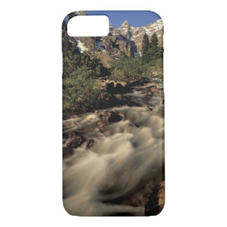 North America, Canada, Canadian Rockies, Banff iPhone 7 Case