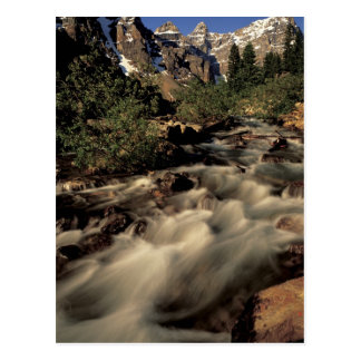 North America, Canada, Canadian Rockies, Banff Postcard