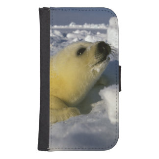 North America, Canada, Gulf of St. Lawrence. 3 Samsung S4 Wallet Case