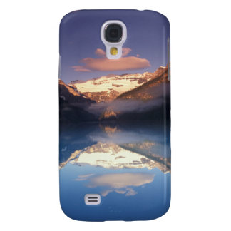 North America, Canada, Lake Louise morning Galaxy S4 Case