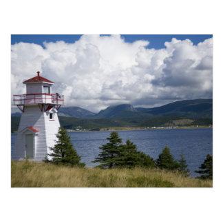 North America, Canada, Newfoundland and 2 Postcard