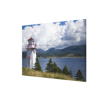 North America, Canada, Newfoundland and 2 Stretched Canvas Print