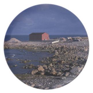 North America, Canada, Newfoundland, Gros Morne Plate