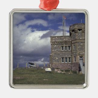 North America, Canada, Newfoundland, St. John's. Christmas Ornament
