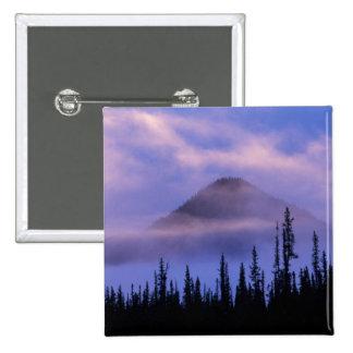 North America, Canada, Northwest Territories, 15 Cm Square Badge