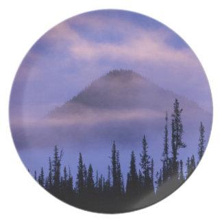 North America, Canada, Northwest Territories, Plates