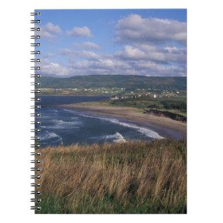 North America, Canada, Nova Scotia, Cape Breton, Notebooks