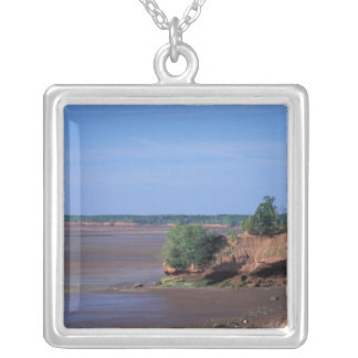 North America, Canada, Nova Scotia, Economy, Bay Silver Plated Necklace