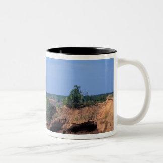 North America, Canada, Nova Scotia, Economy, Bay Two-Tone Coffee Mug