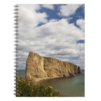 North America, Canada, Quebec, Gaspe Bay, Perce Note Book