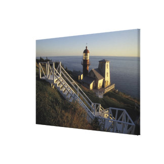 North America, Canada, Quebec, Gaspe Peninsula 2 Gallery Wrapped Canvas
