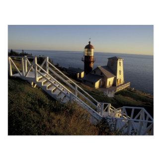 North America, Canada, Quebec, Gaspe Peninsula 2 Postcard