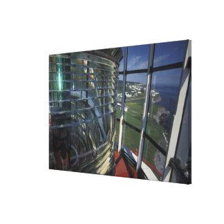 North America, Canada, Quebec, Gaspe Peninsula Gallery Wrapped Canvas