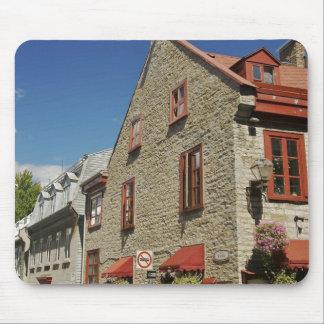 North America, Canada, Quebec, Old Quebec City. Mouse Mat