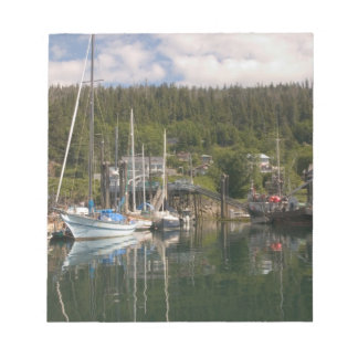 North America, Canada, Queen Charlotte Islands, 4 Notepad