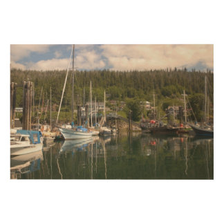 North America, Canada, Queen Charlotte Islands, 4 Wood Wall Art