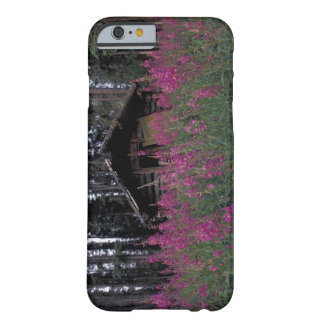 North America, Canada, Yukon. Abandoned trappers Barely There iPhone 6 Case