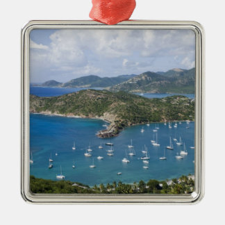 North America, Caribbean, Antigua. English Christmas Ornament