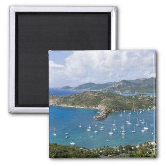 North America, Caribbean, Antigua. English Magnet
