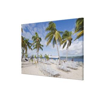 North America, Caribbean, Dominican Republic. 2 Canvas Prints