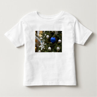 North America. Christmas decorations on tree. Toddler T-Shirt