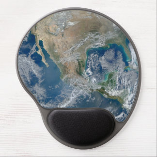 North America from Space Gel Mouse Pad