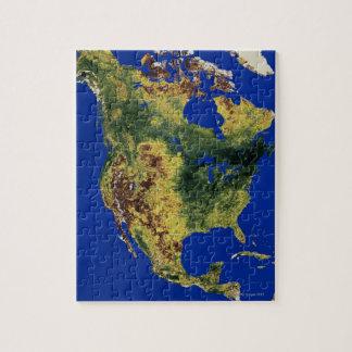 North America Jigsaw Puzzle