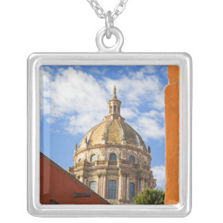 North America, Mexico, Guanajuato state, San 2 Silver Plated Necklace