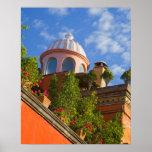 North America, Mexico, Guanajuato state, San 4 Print