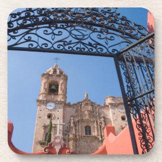 North America, Mexico, Guanajuato State. The Drink Coaster